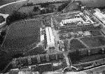 1952 - Aerial Photo - Newbridge Barracks site Bord na Mona